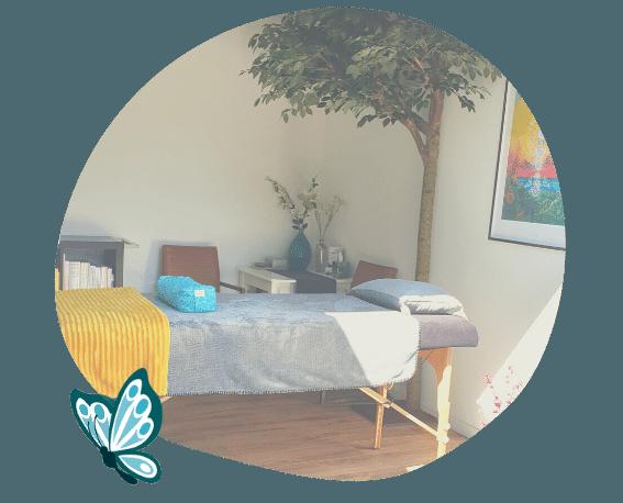 praktijkruimte Feel Energy behandeling